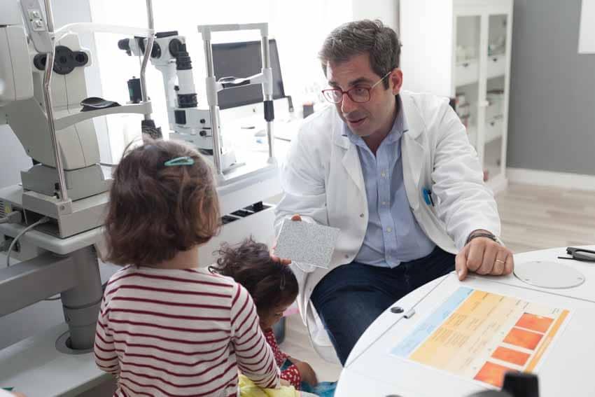 Ordination Dr. Ramzi Gilbert Sayegh, Ihr Augenarzt in 1220 Wien