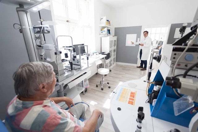Welche Untersuchungen Sind Beim Augenarzt Wichtig