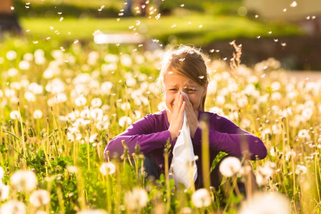 Das hilft gegen brennende und juckende Augen im Frühling